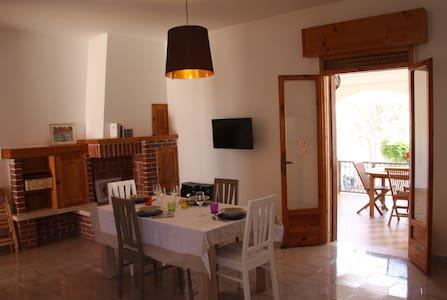La Casa di Dario - Villa in Salento - Marina di Lizzano - Villa