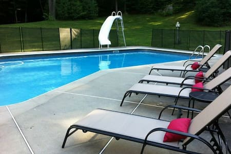 Ground Floor Suite with pool access - Monroe - House