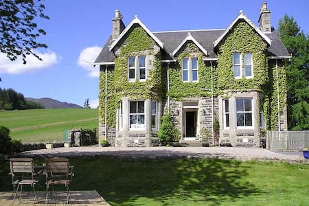 Country B&B in Highland Perthshire (Double) - Bed & Breakfast
