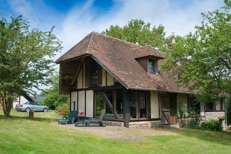 Jolie Maison Normande Pays de Bray - Dům