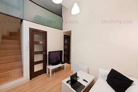Modern Loft Duplex in Madrid near of Metro & Park - Leilighet