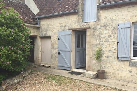 Charmante maison en pierre - Casa