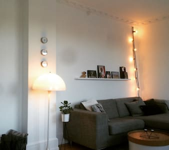 Apartment on lovely Frederikberg