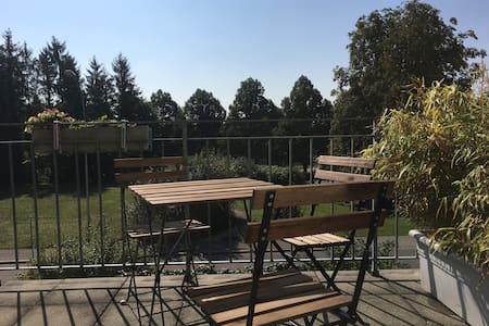 2 Zimmerwohnung mit Terrasse - Wohnung