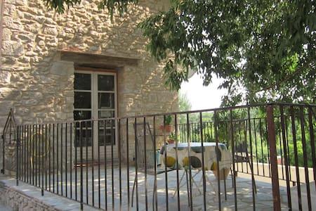 Maison de village 3 pièces - Fouzilhon - Casa