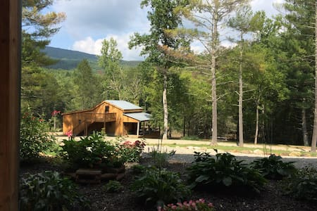 Cabin at Mountain Shepherd! - Catawba - Chalet