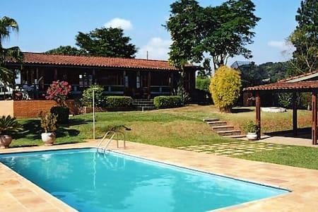 Casa de Campo/Sítio em Atibaia SP - Atibaia