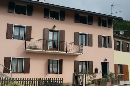 Casa San Martino, Mellame-Arsié, BL, Piano Primo - Apartment