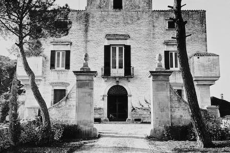 Parco del Conte B&b historic villa - Ruvo di Puglia