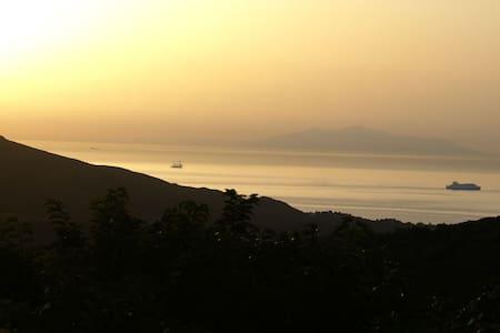 Casellina - Entre mer et montagne - Sisco - Hus