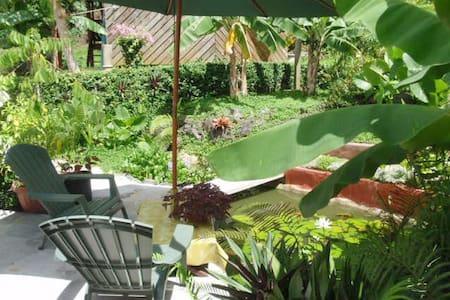 Bungalow jardin 2  - Alpehytte