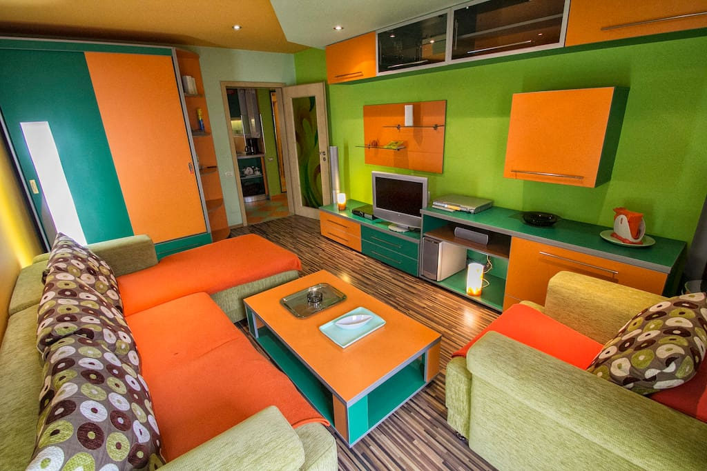 Serviced apartments in Timisoara