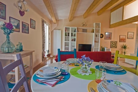 A prima vista: new,central,romantic - Perugia - Apartment