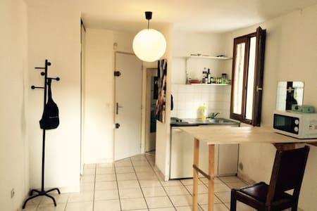 studio montpellier centre ville - Montpellier - Loft