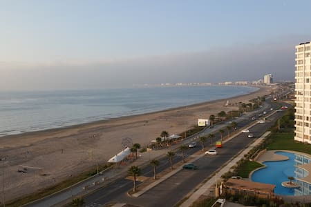 Beach View Apartment in Conquimbo