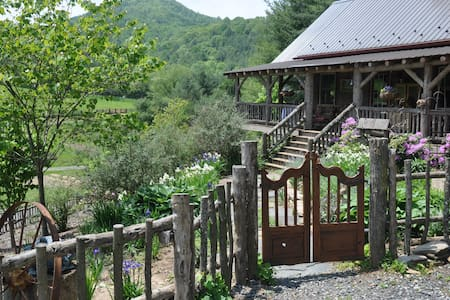 Little Peak Creek Farm - Jefferson - Cabana