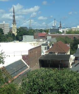 Center of Charleston Apartment