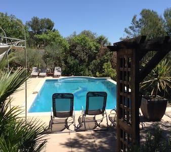 Villa ,vue panoramique ,piscine - Villa