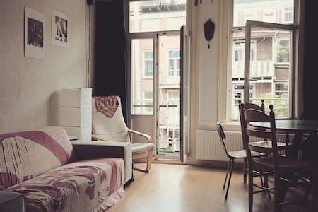 Lovely typical Amsterdam room!