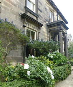 Modern room in period country house - Holmfirth - House