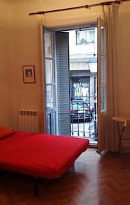 Double room in central Madrid