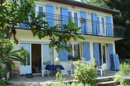 rustig huis op platteland - Ganties - Hus