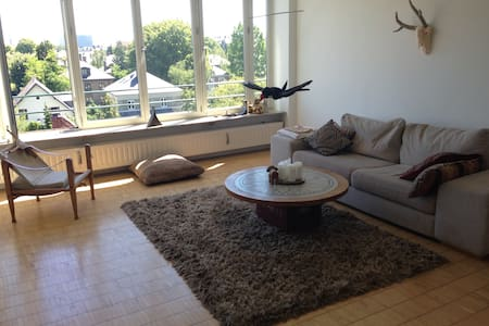 100 m2 Luxurious apt. in Frd. C - Frederiksberg - Apartment