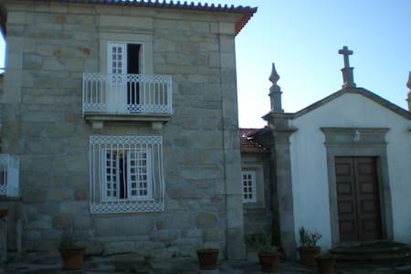 Casa confortavel 6 quartos e Capela - Cabanya