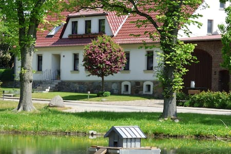 Kastanienhof Garrey Ferienwohnung - Garrey - Apartment