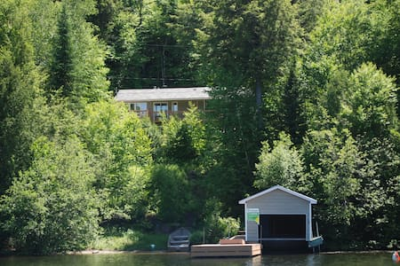 Cottage on the lake - Faház