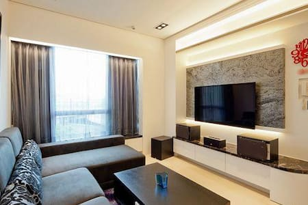 Modern and private single room