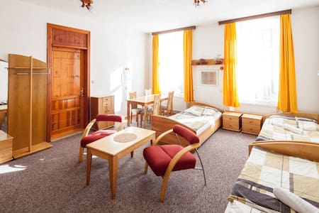 Pension Fontána Svitavy - Bed & Breakfast