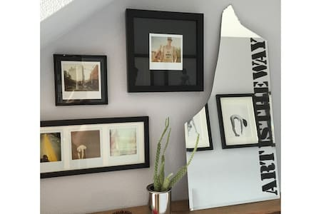 Downtown Burbank Artist's Loft - Burbank - Apartment
