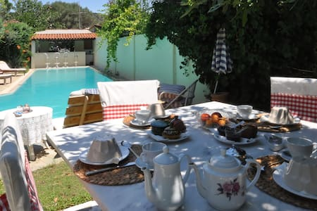 Olive Grove Villa - Athens