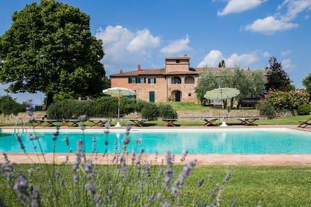 Villa Borgonuovo - Cortona - Villa