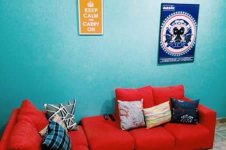 Cozy Apartment in downtown - Belém - Apartment