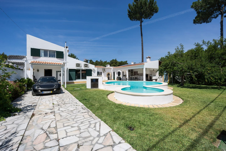 AroeiraMIR - Villa w/ pool + beach