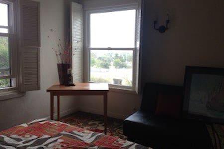 Casita Feliz room with view - Santa Cruz - House
