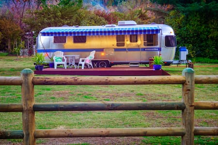 Airstream Caravan - unique!