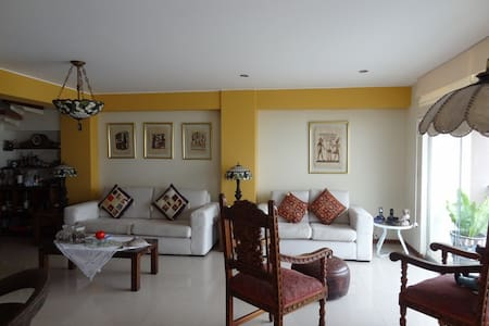 Beautiful and private, in San Borja - San Borja - Appartement
