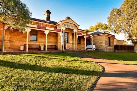 The Superintendent's Residence - Centennial Park - Villa