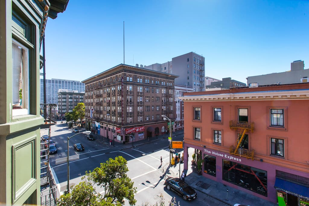 Central Comfy Studio - Downtown SF
