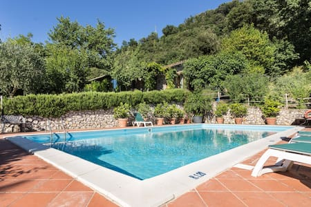 Country House with Pool in UMBRIA