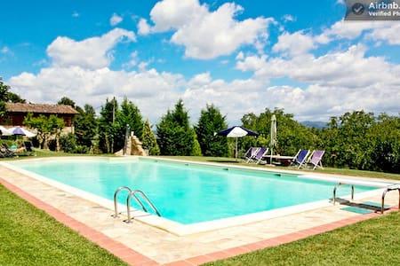 Chianti in relax-apartament (Gallo) - Apartment