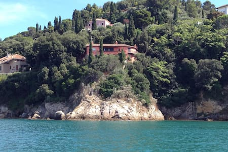 "B&B Villa Staderini  Camera ""Superior Gialla"" - Porto Santo Stefano - Bed & Breakfast"