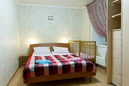 Apartment is about 30 min away from city centre - Kazan