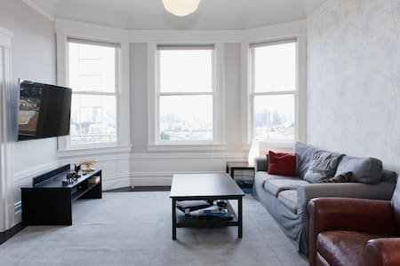 Two Bedroom with Views of the City