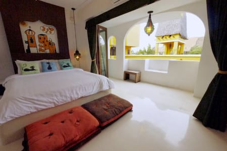 Sitting Cat Room at Riad Hua Hin - Penzion (B&B)