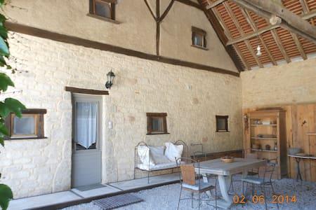 Gîte des Merlies - Ginouillac - House