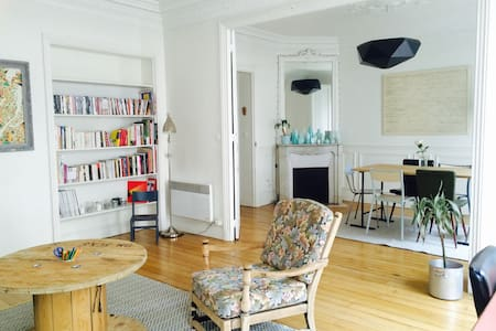 Lovely room in the center of Paris